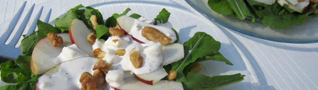 Healthier-Than-Pie Apple Recipes
