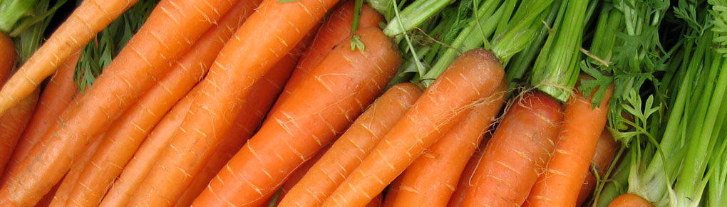 Improve Your Luck with Carrots